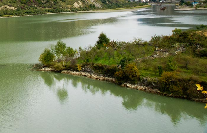 Haizi Mountain Scenic Area