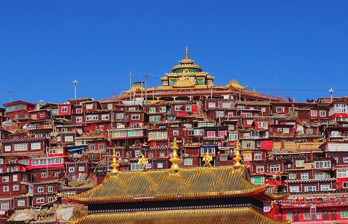 Larong Wuming Buddhist Institute