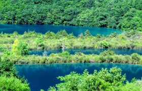 Giant Pandas, Jiuzhaigou Valley and Colorful Yunnan 11 Days tour
