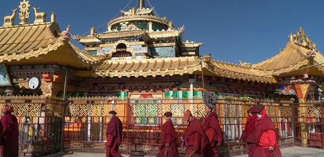 Ganaze Tibetan Non-Material Cultural Heritage Museum