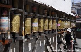 Lhasa Barkhor Street 1