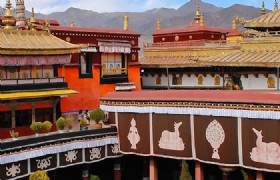 Lhasa 4 Days Tour (Mini Group)