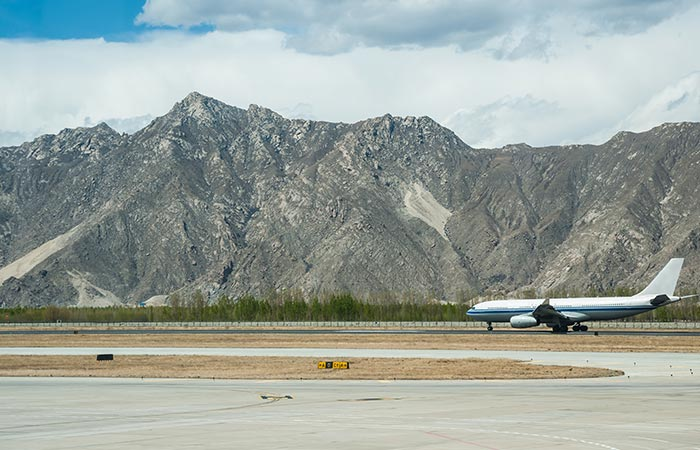 Lhasa Gonggar International Airport