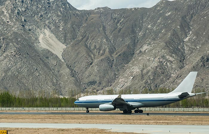 Lhasa Gonggar International Airport
