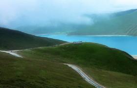 Tibet Yamdrok Lake 1
