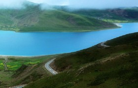 Yamdrok Lake 1
