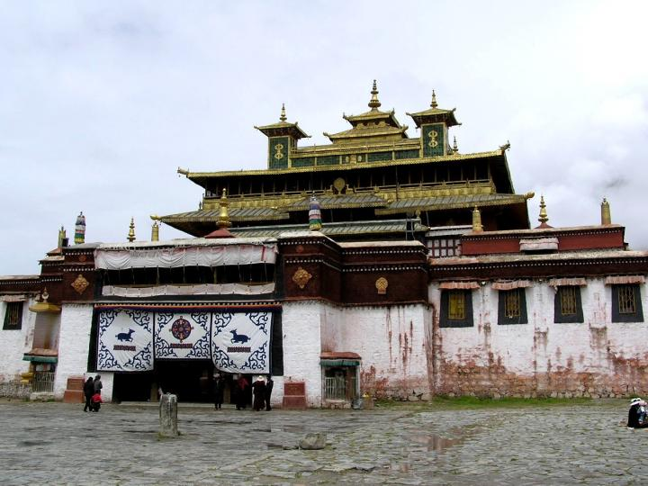 Chamdrok Monastery