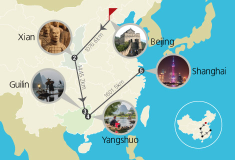 Beijing &Tianjin 6 Days Muslim Tour
