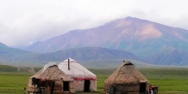 Bayanbulak Grassland