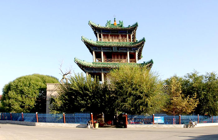 Huiyuan Ancient City
