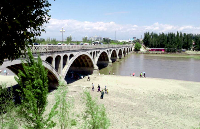 Yili River Bridge