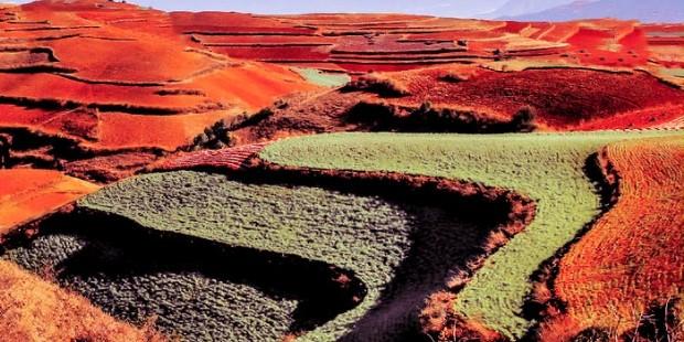 5 Days Kunming and Dongchuan Red Soil Photography Tour