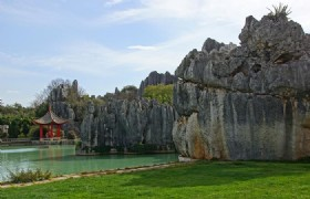 Stone Forest Kunming -Dali (7 Hours Night Train)