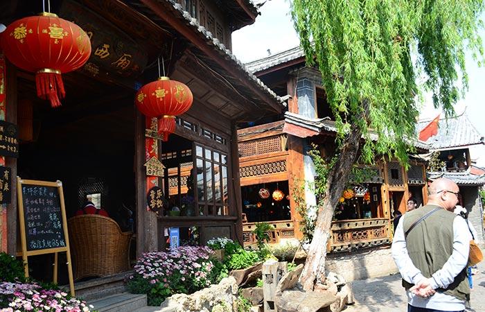 lijiang chat Garden suite – twin - banyan tree lijiang compare villas & rooms feedback chat corporate entrance information.