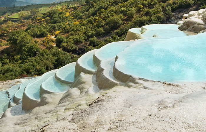 White Water Terraces