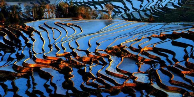 7 Days Kunming and Yuanyang Rice Terraces Tour