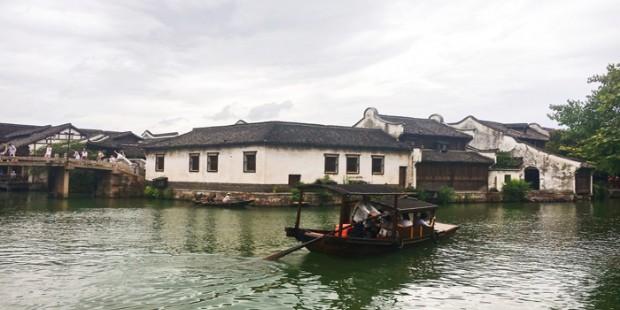 Wuzhen Water Town 1 Day Tour from Hangzhou