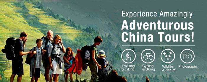 Adventures China tours - Trekking & hiking, cycling or nature experence in China