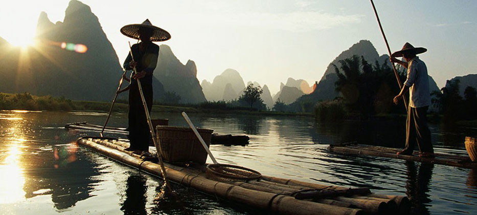 Guilin Essence & Yangshuo 6 Days Muslim Tour