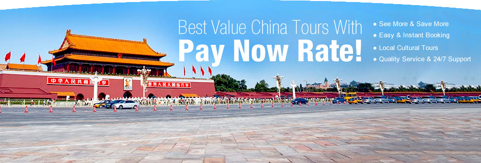 Affordable China Muslim Tour with Pay Now Rate