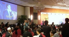 We Hosted 380 Person Incentive Group From Indonesia