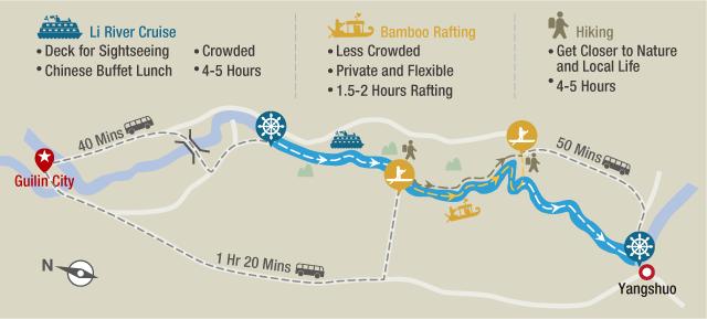 Li River Cruise Guilin Tours China Tour Advisors