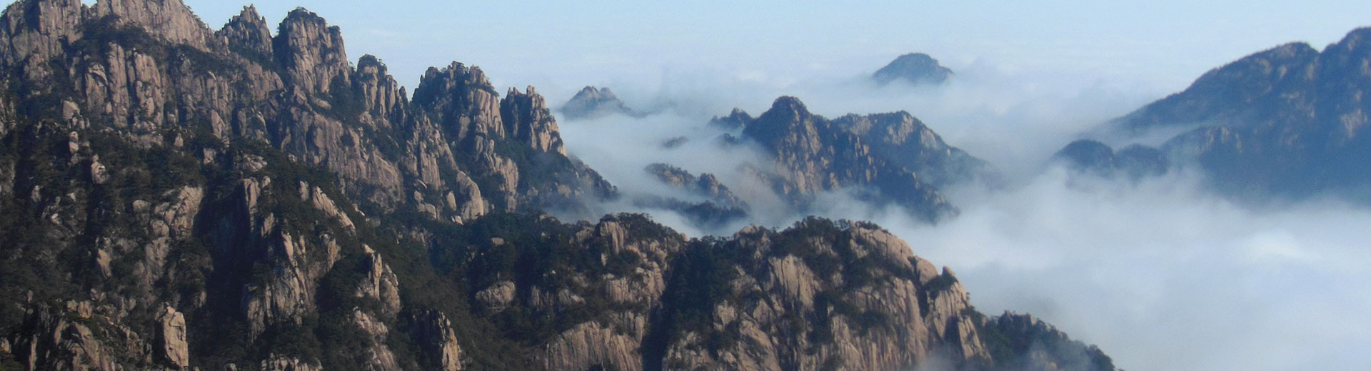 Visit China's Most Mesmerizing Mount Huangshan