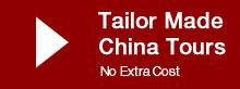 Tallor Made China Tours
