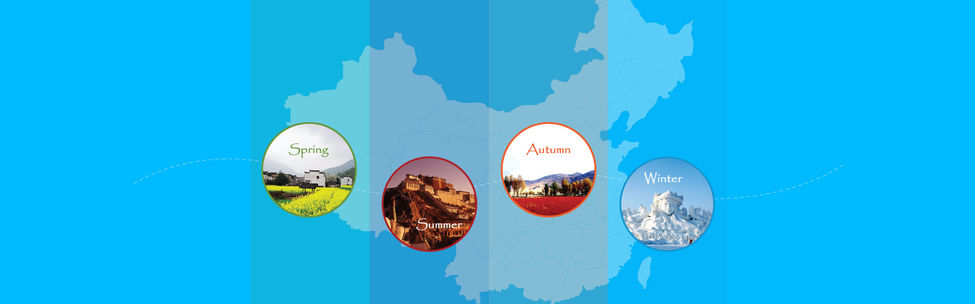 2015 Best Time to Travel to China