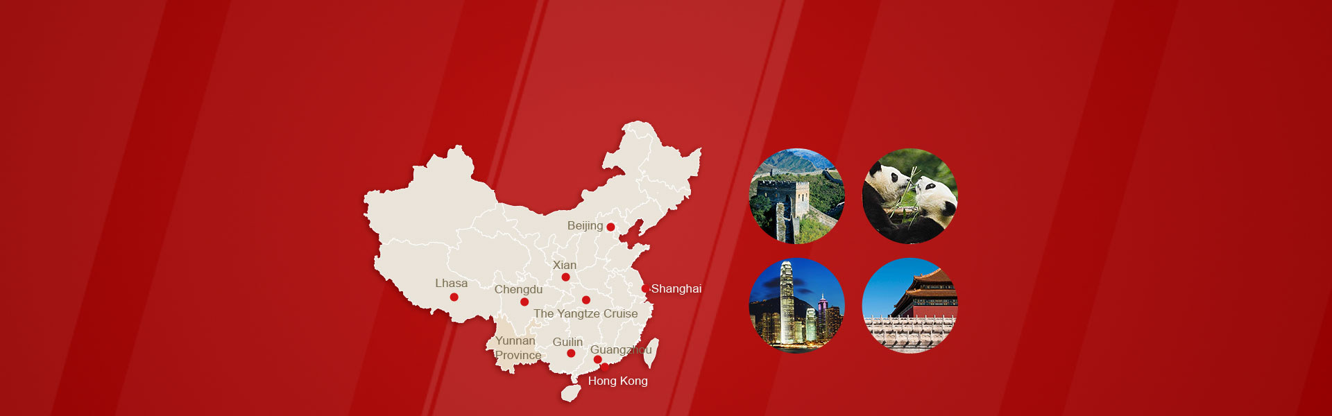 2015 Top 10 Destinations to Travel in China