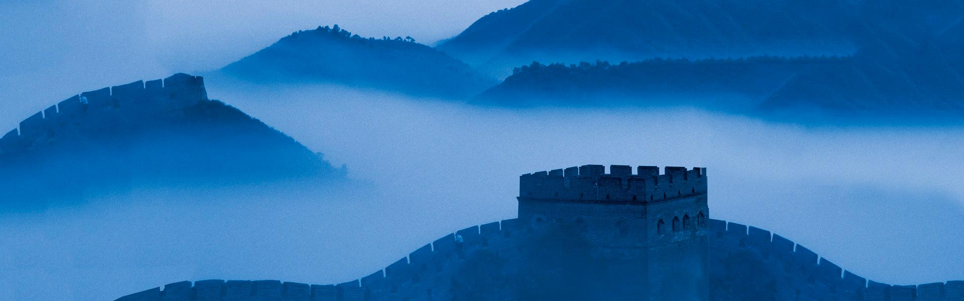Incredible Great Wall Hiking Tours!