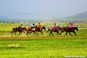 Inner Mongolia Naadam Festival