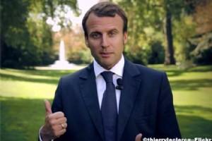 Emmanuel Macron's China Historic Capitals Tour