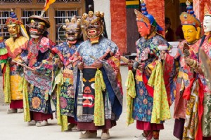 Tibet Shoton Festival - A Living and Dancing Museum of Tibetan Culture