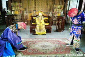 Dream back to Yuanming Palace in Zhuhai