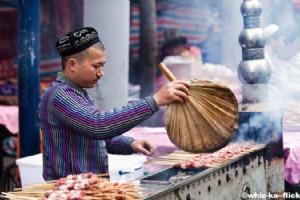 Capture Xinjiang Delicacies at Friday Gourmet Bazaar in Shanghai