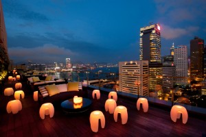 Hong Kong's Best Rooftop Bars With A View