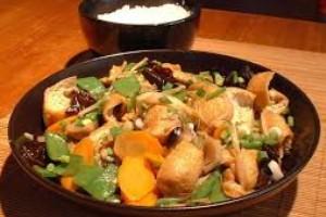 Eating Vegetarian in Shenzhen