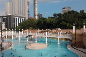 Cooling Off in Hong Kong - Best Pools and Beaches!