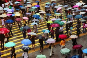 What to do on a rainy day in Hong Kong