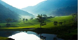 Hainan leisure Golf 6 days tour