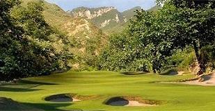 Ancient Capital--Xi'an Golf 5 days tour