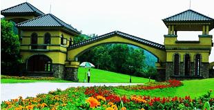 Pearl of Oriental-- Shanghai golf 4 days tour
