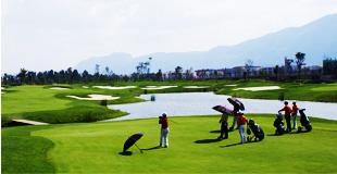 HK Golf 3 days tour