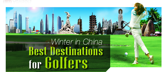 The Golfing Season Of China Is Coming!