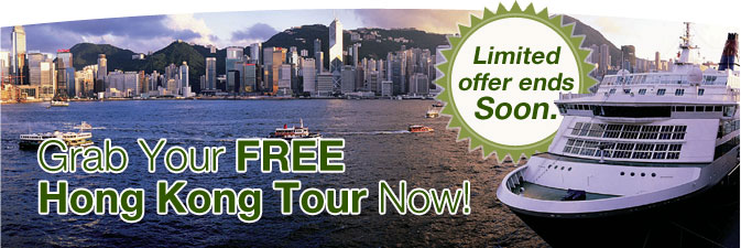 Grab Your Free Hong Kong Tour Now! Limited offer ends Soon.