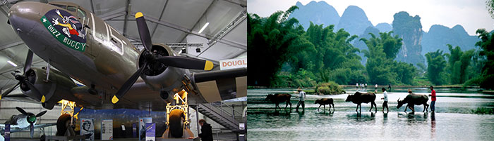 C-47 Backs to Guilin