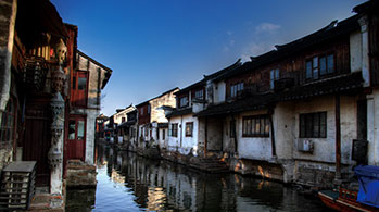 Shanghai and Zhouzhuang Water Village 4 Days Tour