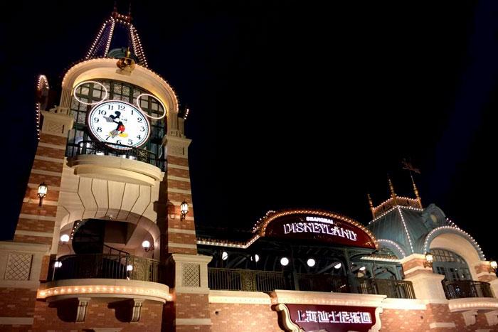 Shanghai Disneyland Hotel Information