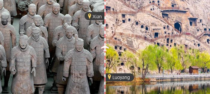 Xian & Luoyang Tour
